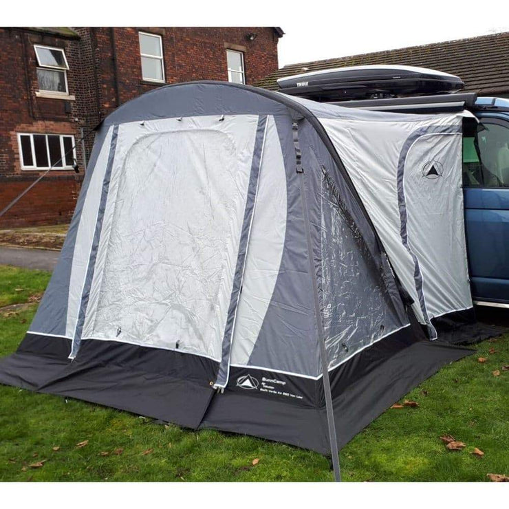 Sunncamp Swift Verao Air Van 260 Low Non-Driveaway Motorhome Awning SF2025 + Free Stormstraps
