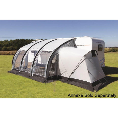 Image of Sunncamp Ultima Versara 390 Caravan Porch Awning SF1911 (2020)