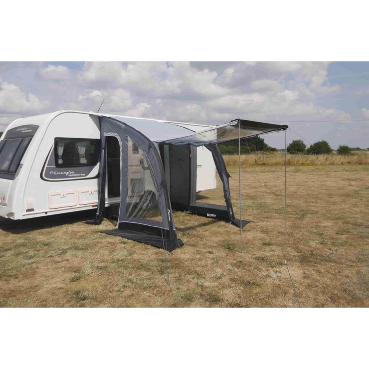 Sunncamp Ultima Versara Air 300 Grey Inflatable Caravan Awning Driveaway (2020)