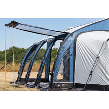 Sunncamp Ultima Versara Air 390 Grey Inflatable Caravan Awning Driveaway (2019)