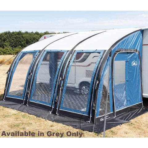 Sunncamp Ultima Versara Air 390 Grey Inflatable Caravan Awning Driveaway (2020)