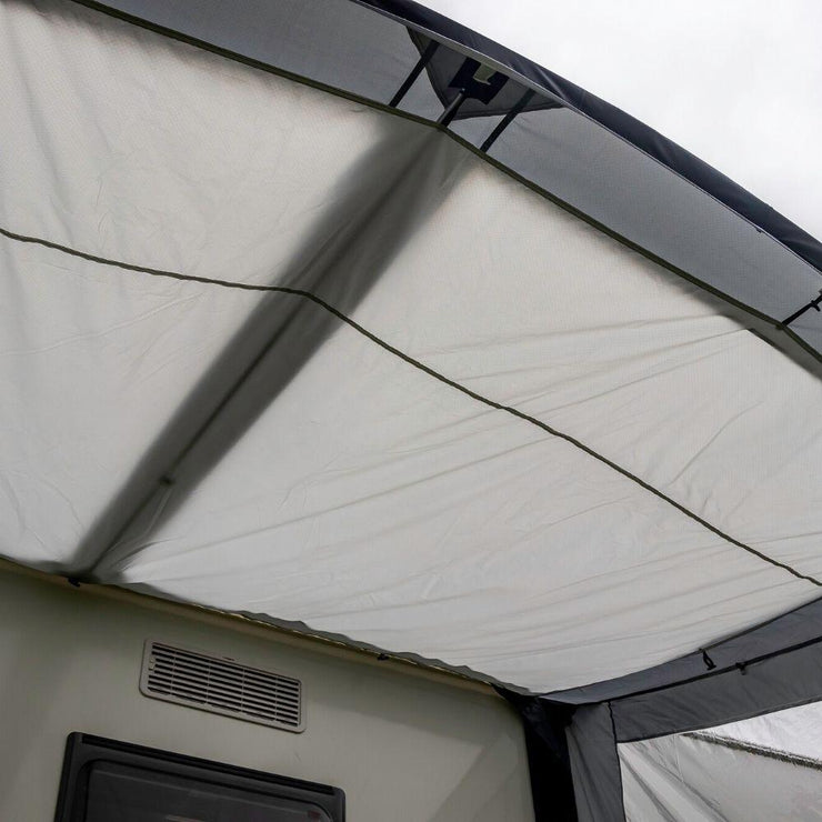 Sunncamp View 325 Sun Canopy (Poled) SF2023 + Free Stormstraps