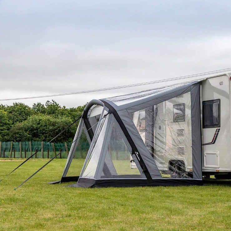 Sunncamp View Air Sun Canopy 325 SF2015 + Free Stormstraps