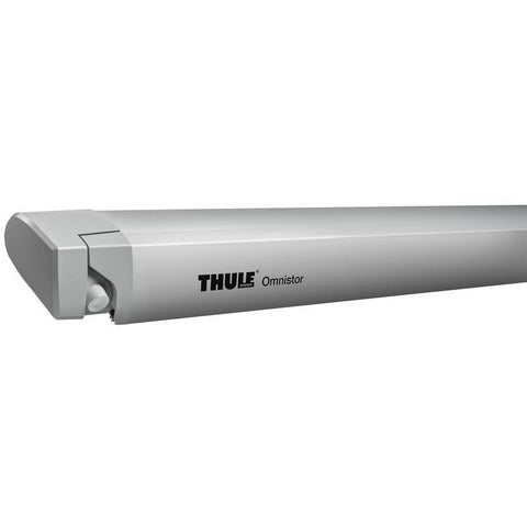 THULE Omnistor 6300 Motorhome Awning Anodised + 12v Motor + FREE Straps