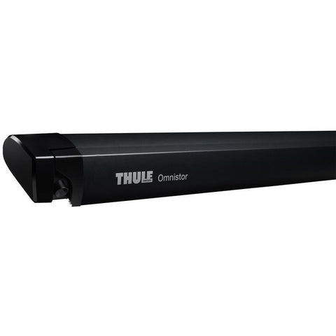Image of THULE Omnistor 6300 Motorhome Awning Anthracite Motorized (12v Motor) + FREE Straps