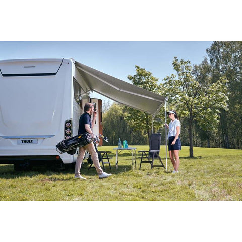 Image of THULE Omnistor 9200 Motorhome Awning & Optional Motor