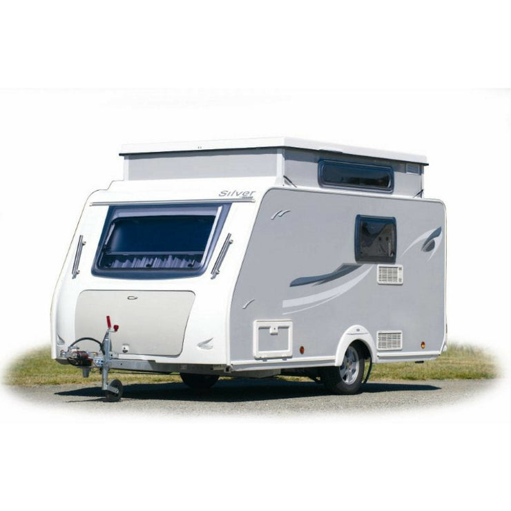 WALKER Weekender for Trigano Silver (2018) + Free Storm Straps - Quality Caravan Awnings