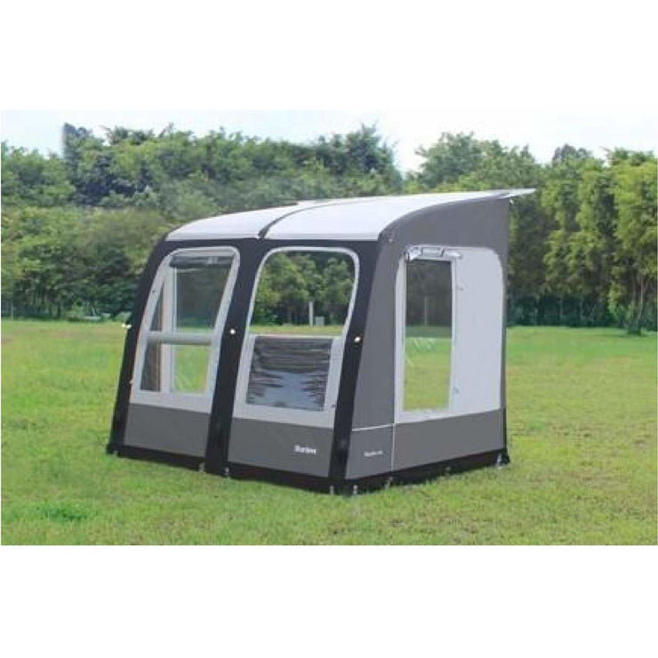 Camptech Starline 300 Inflatable Air Porch Caravan Awning + FREE Straps (2019) made by CampTech. A Air Awning sold by Quality Caravan Awnings