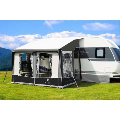 Walker Maxi 300 & 380 Caravan Porch Awning (2018) + Free Storm Straps - Quality Caravan Awnings