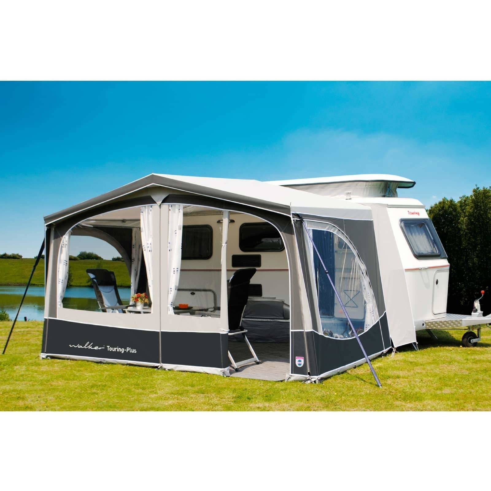Walker Touring-Plus Full Caravan Awning for Eriba Touring ...