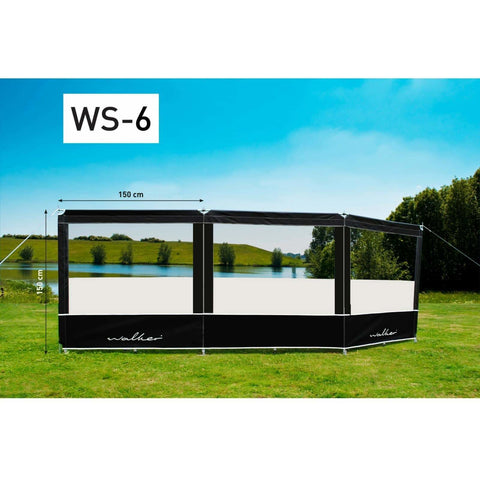 Walker Windscreen (2018) - Quality Caravan Awnings