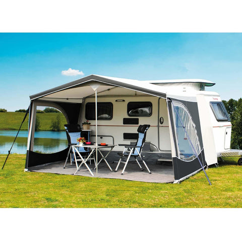 Image of Walker Touring-Plus Caravan Awning - Eriba Touring (2018) + Free Storm Straps - Quality Caravan Awnings