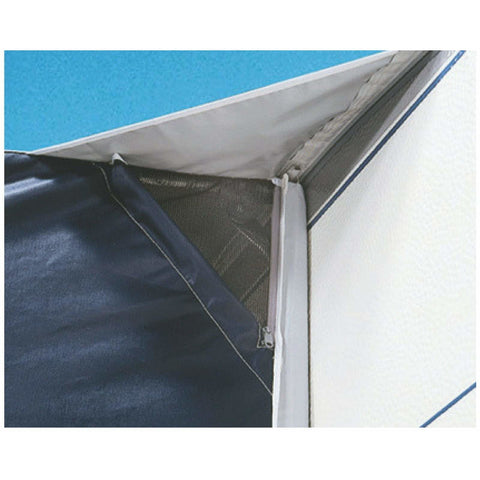 Walker Snow & Fun Plus Winter Caravan Porch Awning (2018) + Free Storm Straps - Quality Caravan Awnings