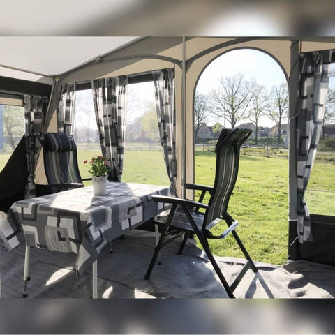 Walker Adria Action 391 PD/PH Caravan Awning (2019) + Free Storm Straps