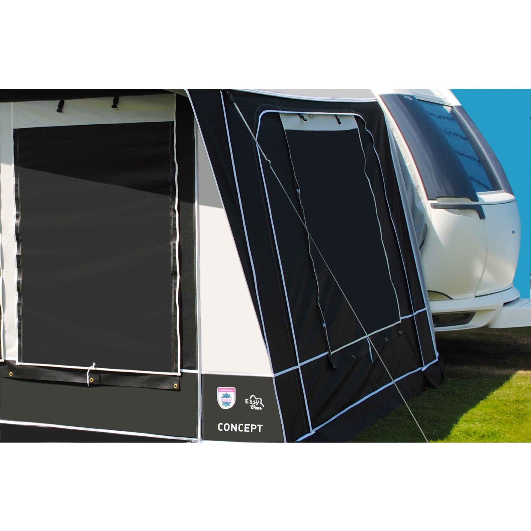 Walker Concept 240 Full Caravan Awning Traditional 2019