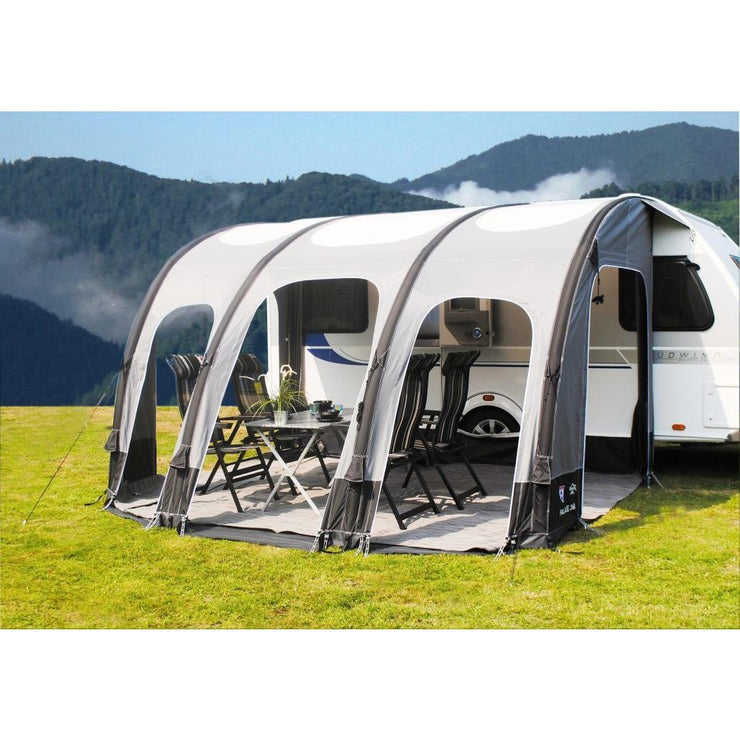 Walker Palace 400 Inflatable Caravan Awning Full Air Awning (FREE Roof Liner) 2019