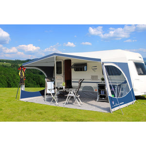 Walker Weekender 240 Caravan Awning Plus FREE Storm Straps - Quality Caravan Awnings
