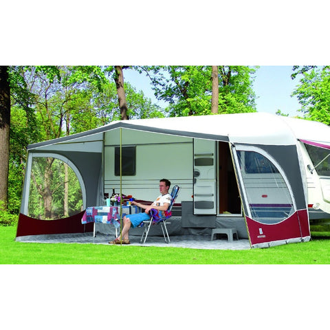 Image of Walker Weekender 240 Caravan Awning Plus FREE Storm Straps - Quality Caravan Awnings