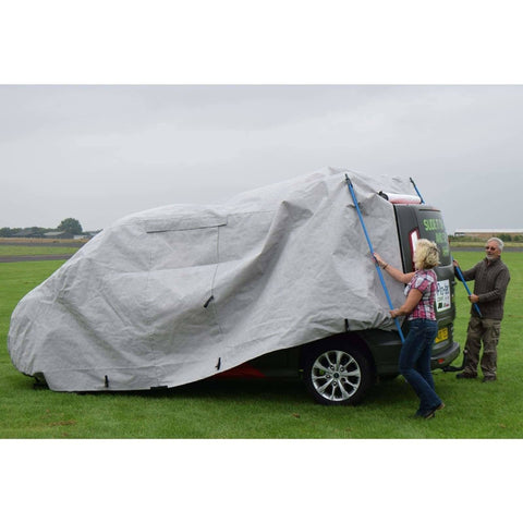 Pro-Tec Full Motorhome Cover (High Top) - Quality Caravan Awnings