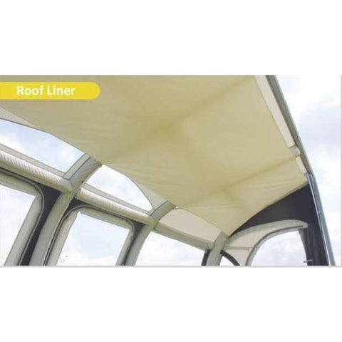 Camptech Roof Liner for Vision DL 390 Awning SL923-V390 (2019) made by CampTech. A Add-ons sold by Quality Caravan Awnings