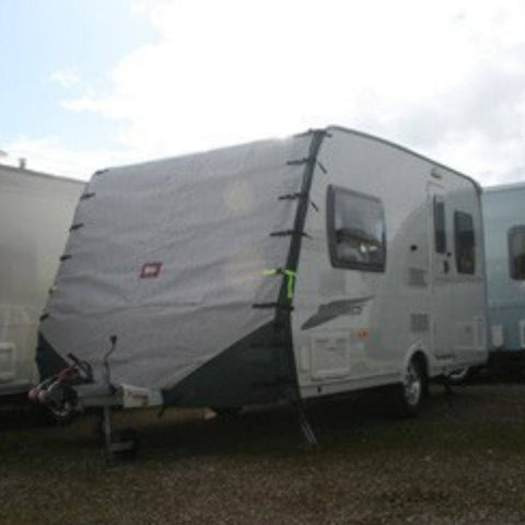 Image of Pro-Tec Universal Caravan Towing Cover - Quality Caravan Awnings
