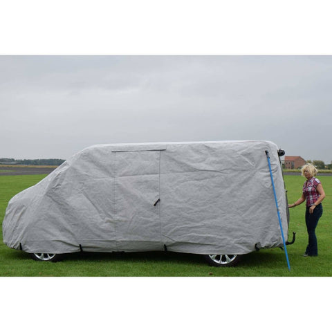 Image of Pro-Tec Full Motorhome Cover (High Top) - Quality Caravan Awnings