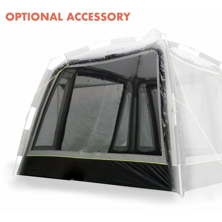 Khyam Motordome RV Hub Driveaway Awning 110290 made by Khyam. A Drive-away Awning sold by Quality Caravan Awnings
