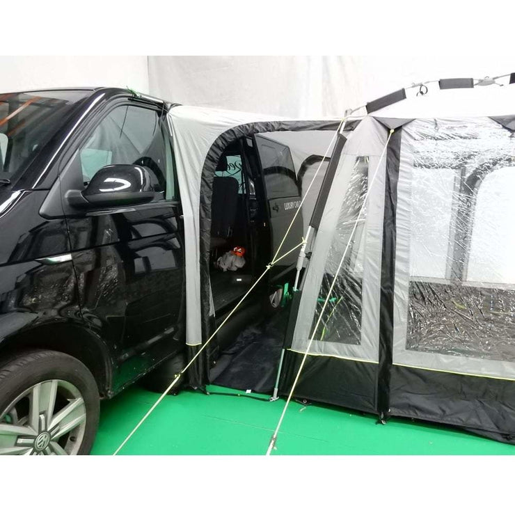 Khyam Motordome Tourer Driveaway Awning 110273 made by Khyam. A Drive-away Awning sold by Quality Caravan Awnings