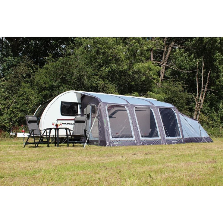 Outdoor Revolution E-Sport Air 400 Inflatable Caravan Awning + Groundsheet (2019) made by Outdoor Revolution. A Air Awning sold by Quality Caravan Awnings
