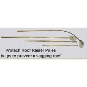 Camptech Protech Roof Raiser Poles for Caravan Awning (2019) made by CampTech. A Accessories sold by Quality Caravan Awnings