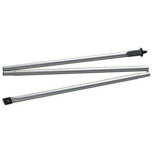 Camptech Rear Support Legs for Inflatable Awnings - Alloy SL570-B (2019) made by CampTech. A Accessories sold by Quality Caravan Awnings
