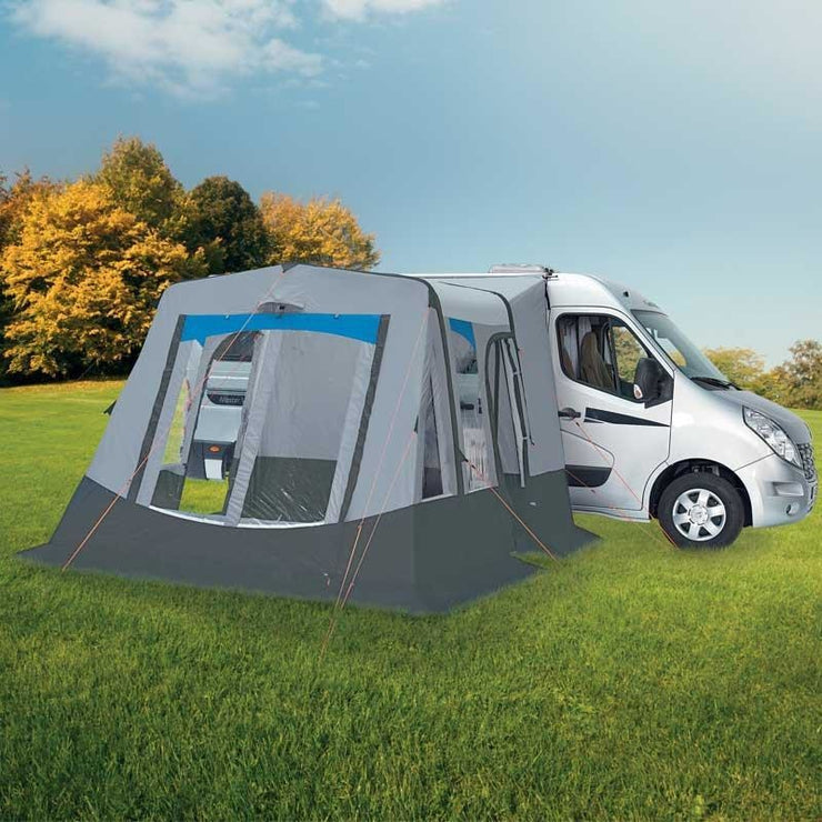 Trigano Hawaii S & XL Inflatable Awning for Motorhomes & Vans - Quality Caravan Awnings