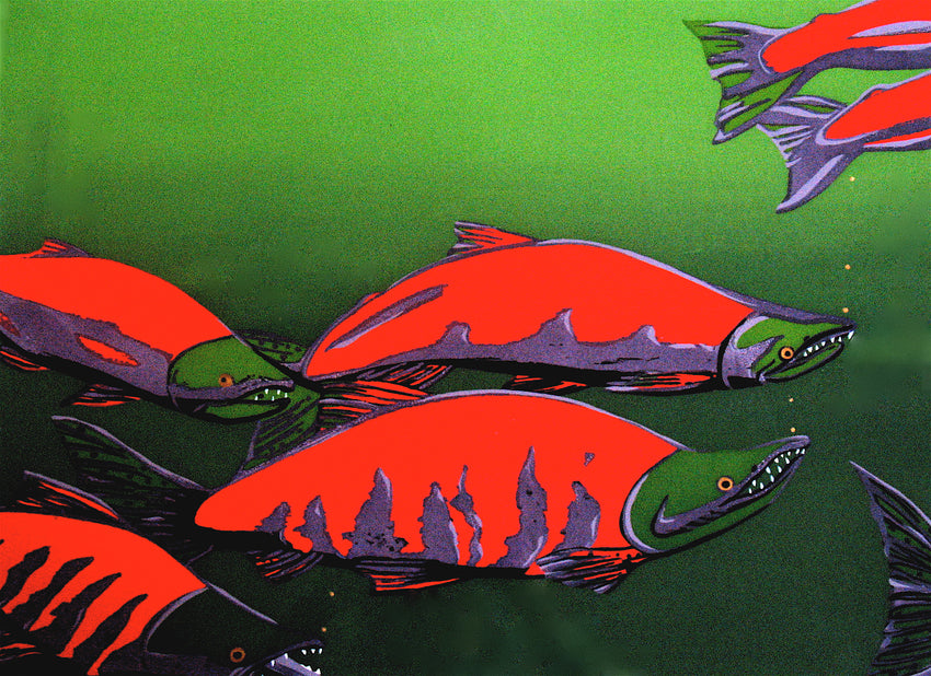 """Sockeye Let us Spawn"""