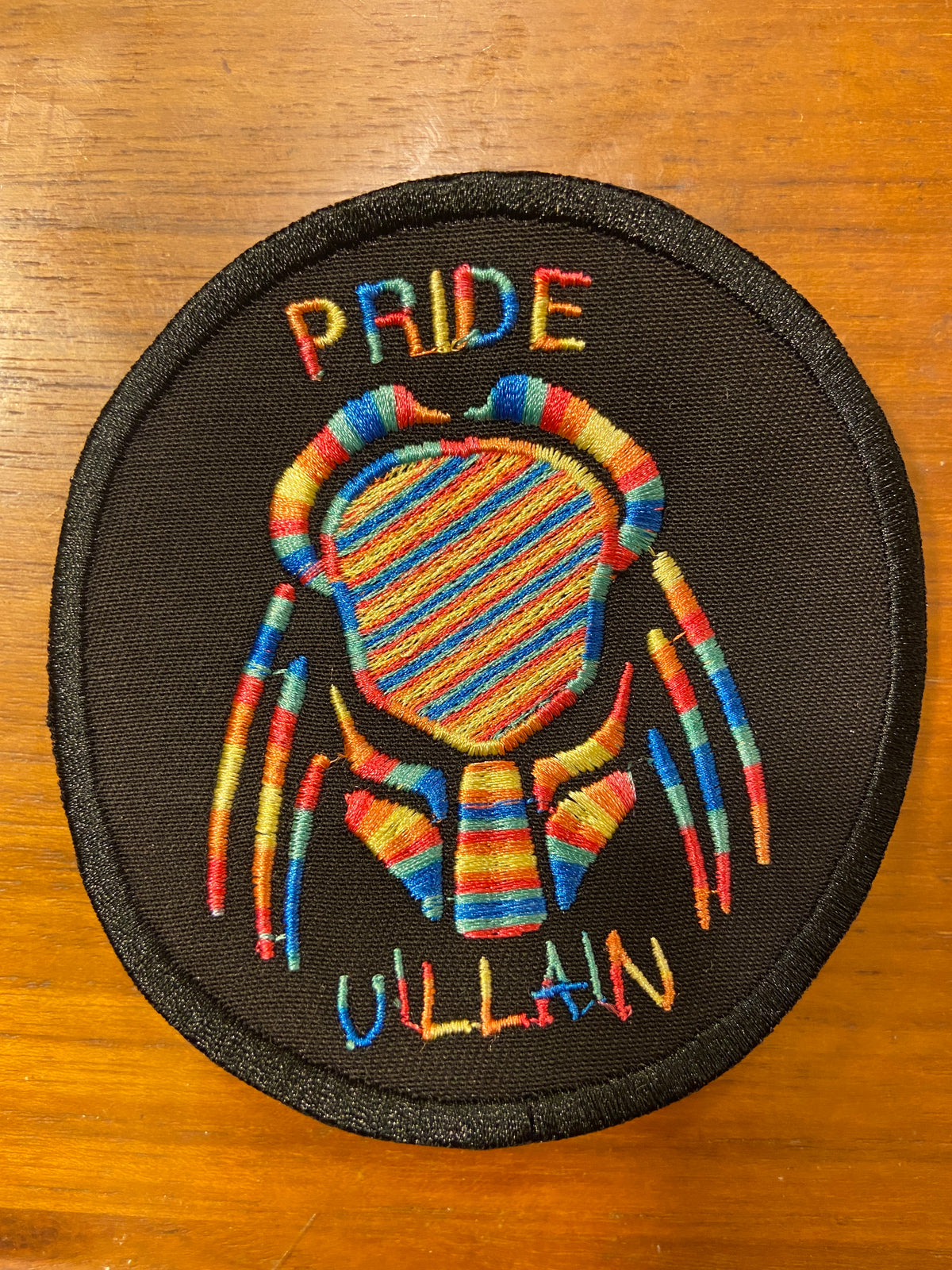 Pride Predator Villain Patch