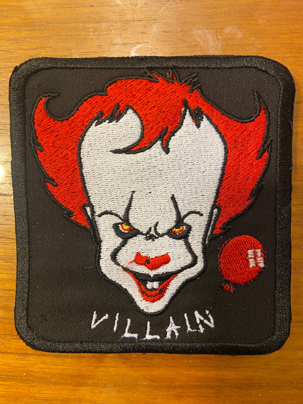 IT Pennywise Villain Patch