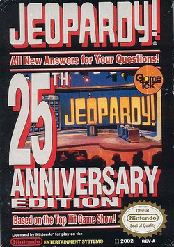 Used-Jeopardy: 25th Anniversary Edition (Cartridge Only)