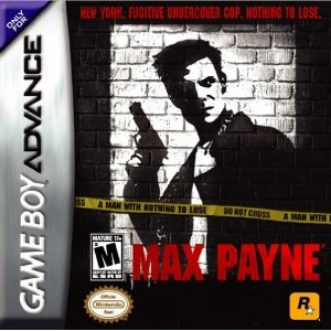 Used-Max Payne (GameBoy Advance) Cartridge Only