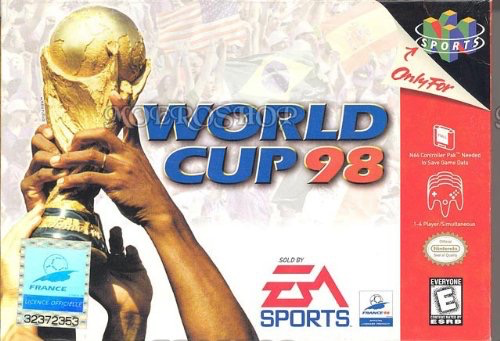 Used-World Cup 98