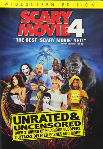 Used-Scary Movie 4