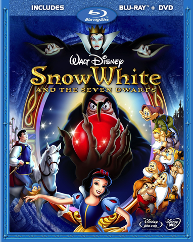 Used-Snow White and the Seven Dwarves (Diamond Edition)