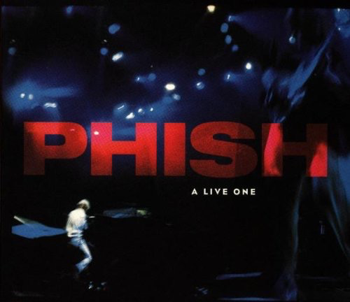 Used-Phish-A Live One