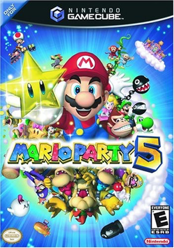 Used-Mario Party 5