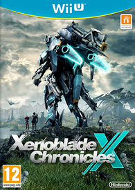 Used-Xenoblade Chronicles X