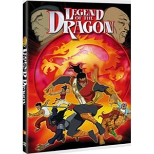 Used-Legend of the Dragon Volume 1
