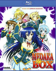 Used-Medaka Box: Season One The Complete Collection