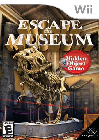 Used-Escape The Museum
