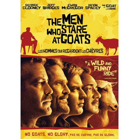 Used-the Men Who Stare at Goats  2010