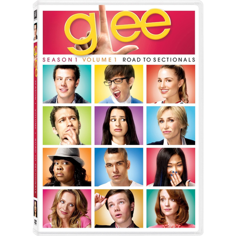 Used-Glee-Season 1 Volume 1-Road to Sectionals