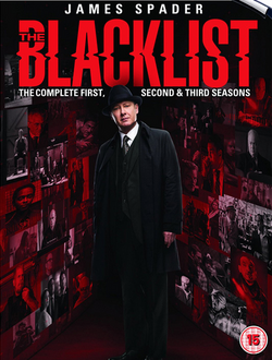 Used-The Blacklist: The Complete First, Second, & Third Seasons