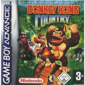 Used-Donkey Kong Country  (GameBoy Advance) Cartridge Only
